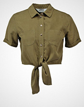 Miss Selfridge Skjorte darkgreen