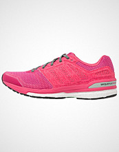 Adidas Performance SUPERNOVA SEQUENCE BOOST 8 Løpesko med demping bold pink/super pink/frozen green