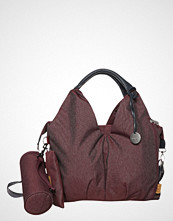 Lässig ECOYA Babybag burgundy red
