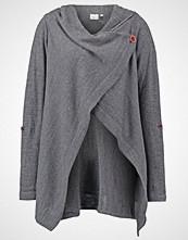 Object OBJDEANNA Cardigan medium grey melange