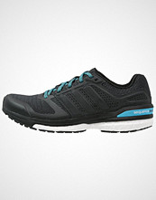 Adidas Performance SUPERNOVA SEQUENCE BOOST 8 Løpesko med demping core black/bright cyan
