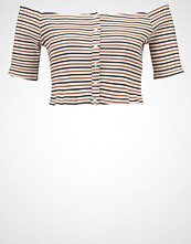 Glamorous Tshirts med print cream/tan