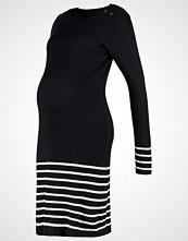 JoJo Maman Bébé Strikket kjole black/ecru