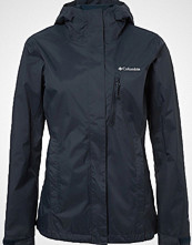 Columbia POURING ADVENTURE Hardshell jacket dark blue
