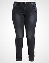 Zizzi SANNA Slim fit jeans blue denim