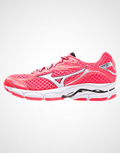 Mizuno WAVE ULTIMA 7 Løpesko med demping diva pink/white/royal purple