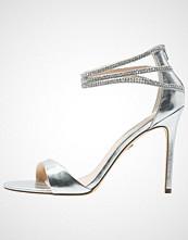 Nina Shoes CATESSA Sandaler med høye hæler silver