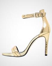 Kenneth Cole New York BROOK Sandaler med høye hæler gold