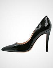 Pura Lopez Klassiske pumps black
