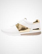 Michael Kors ALLIE Joggesko white/gold