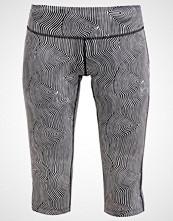 Nike Performance ZEN EPIC 3/4 sports trousers black/reflective silver