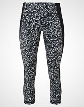Under Armour SHAPE SHIFTER 3/4 sports trousers black/white/silver