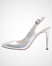 Paco Gil ESLA SHADE Høye hæler bianche silver