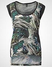 Replay Tshirts med print black
