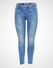 Only Jeans Skinny Fit light blue denim