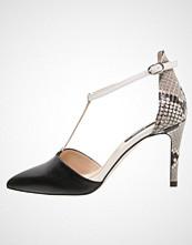 Zinda SCHER Klassiske pumps negro/blanco