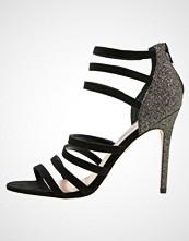 Nina Shoes CHELISE Sandaler med høye hæler black