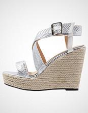 Cassis côte dazur ISO Sandaler med høye hæler argent