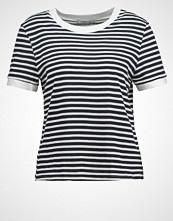 Glamorous Tshirts med print navy white
