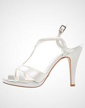 Menbur AMPARO Sandaler med høye hæler ivory