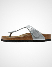 Birkenstock GIZEH Flip Flops magic galaxy silver
