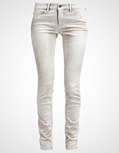 MAC DREAM Jeans Skinny Fit silber