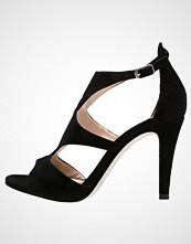 Unisa WALKER Sandaler med høye hæler black