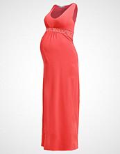 Queen Mum Fotsid kjole melon