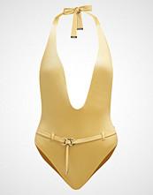 Calvin Klein Swimwear Badedrakt golden