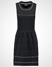 Kookai Strikket kjole noir