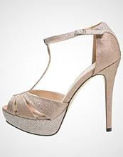 Menbur ALBENDIN Sandaler med høye hæler sand