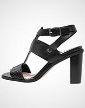 Clarks IMAGE CRUSH Sandaler med høye hæler black