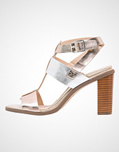 Clarks IMAGE CRUSH Sandaler med høye hæler metallic multicolor