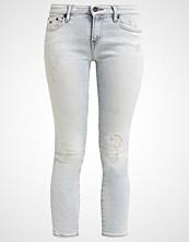 Denham Jeans Skinny Fit destroyed denim