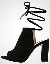 Unisa WANPI Sandaler med høye hæler black