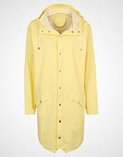 Rains Parka wax yellow
