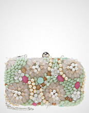 Miss Selfridge Clutch light green