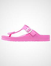 Birkenstock GIZEH Flip Flops neon pink