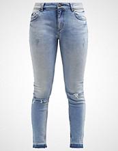 Mos Mosh Slim fit jeans light blue denim