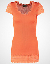 Rosemunde Tshirts med print red blush