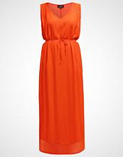 Live Unlimited London Fotsid kjole orange