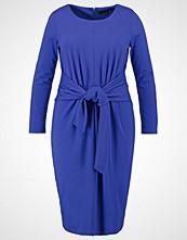 Eloquii Jerseykjole dazzling blue