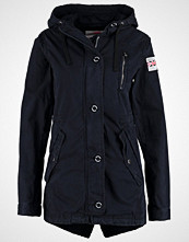 Superdry ROOKIE Parka washed navy