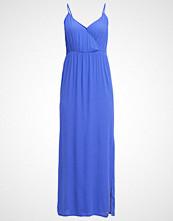 Tom Tailor Denim Fotsid kjole baller blue