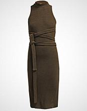 Lavish Alice Strikket kjole khaki
