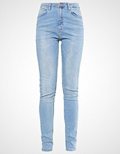 2ndOne AMY Slim fit jeans blue ethno