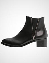 Billi Bi Ankelboots black/silver