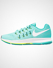 Nike Performance AIR ZOOM PEGASUS 33 Løpesko med demping hyper turquoise/white/clear jade/volt/rio teal