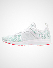 Adidas Performance DURAMA Løpesko med demping crystal white/ice mint