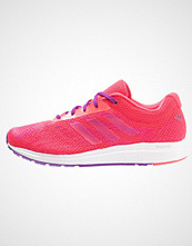 Adidas Performance MANA BOUNCE Løpesko med demping shock red/white/shock purple